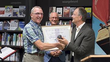 Prijsuitreiking Stichting Kiemkracht 2015