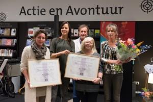 Prijsuitreiking Zilveren Rank 2015