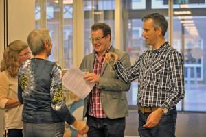 Prijsuitreiking Zilveren Rank 2014