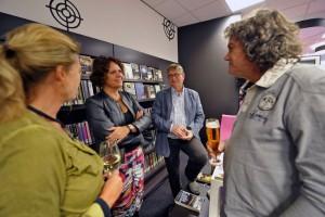 Prijsuitreiking 2012 Stichting Kiemkracht