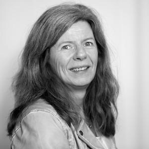 Tieneke van der Waerden - secretaris