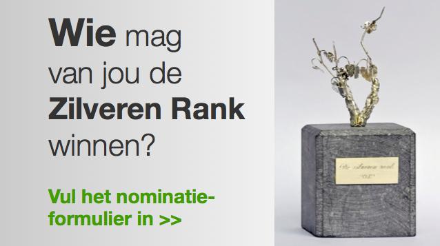 Wie wint de Zilveren Rank van Stichting Kiemkracht?