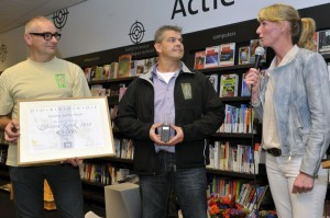 Prijsuitreiking Zilveren Rank 2013