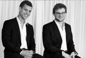 Zilveren Rank verkiezing 2017 met Duo Quin