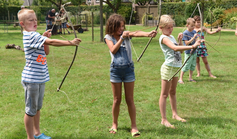 Jagersdag voor de jeugd
