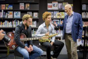 Prijsuitreiking Zilveren Rank 2017 - Duo Quin
