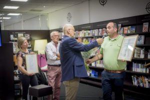 Prijsuitreiking Zilveren Rank 2017