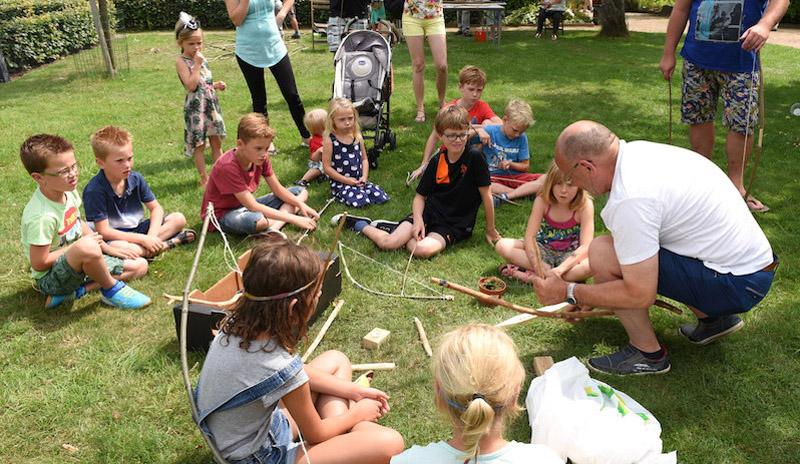 Kinder(kunst)dag Kempenmuseum