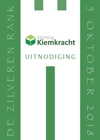 Uotnodiging Zilveren Rank 2018